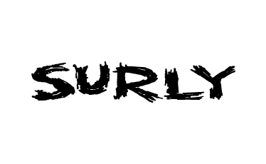 surly logo,サーリー ロゴ,自転車