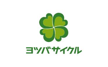 ヨツバサイクル ロゴ,自転車