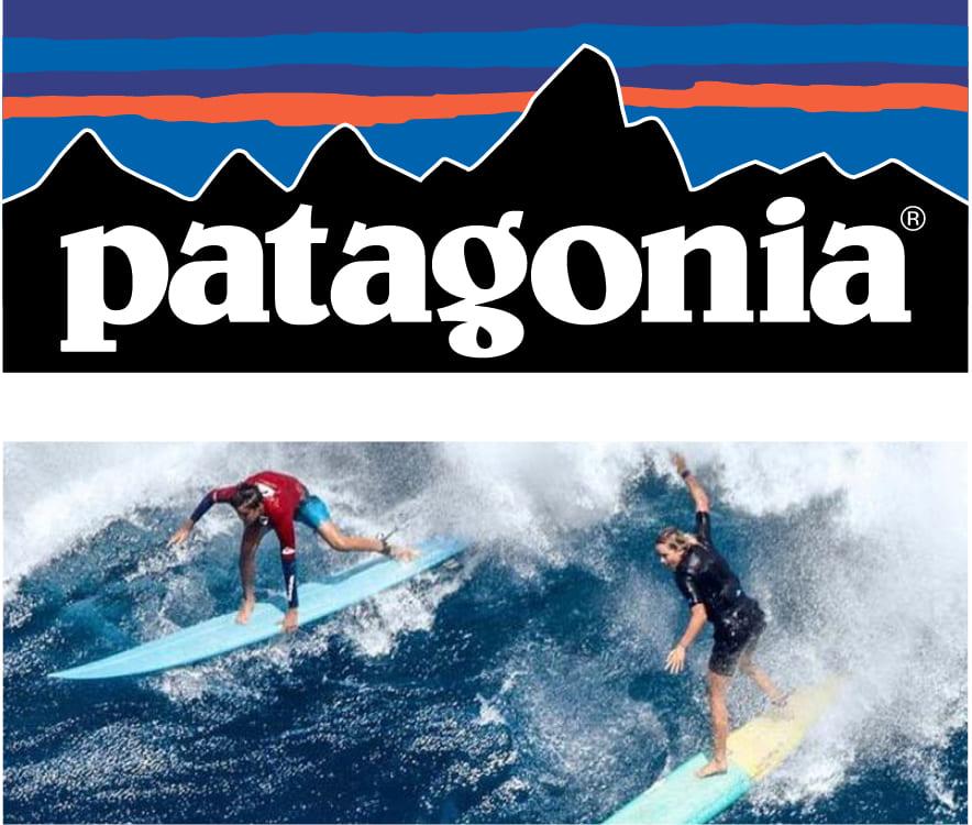 パタゴニア ロゴ patagonia logo